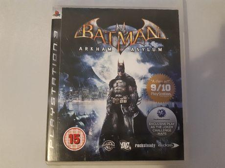 Gra na konsolę PS3 Batman Arkham Asulum