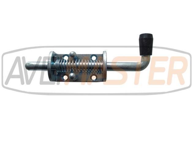 Fecho com mola zincado c/batentes-Ref.701020