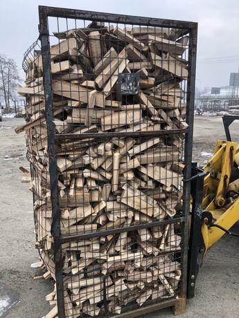 Najtaniej-Drewno kominkowe opałowe