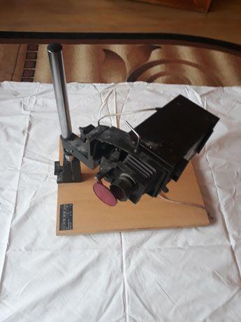 Powiększalnik do zdjęć wraz z wywoływaczami