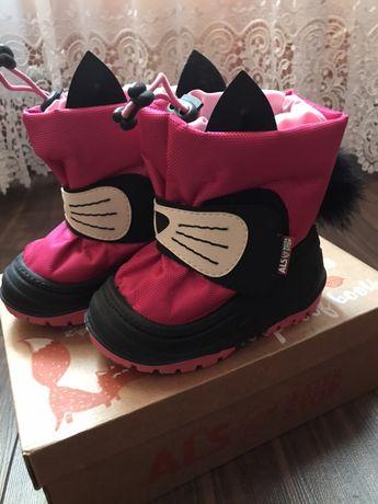 Сапожки Alisa Line ботинки