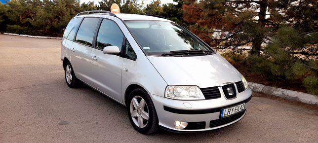 Seat alhambra, volkswagen sharan 1.9 tdi 6 мкпп 96 kw