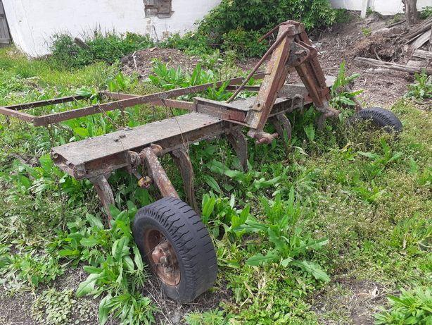 Продам Культиватор захват 2.8 метра (Садовий) до трактора Юмз Мтз т40