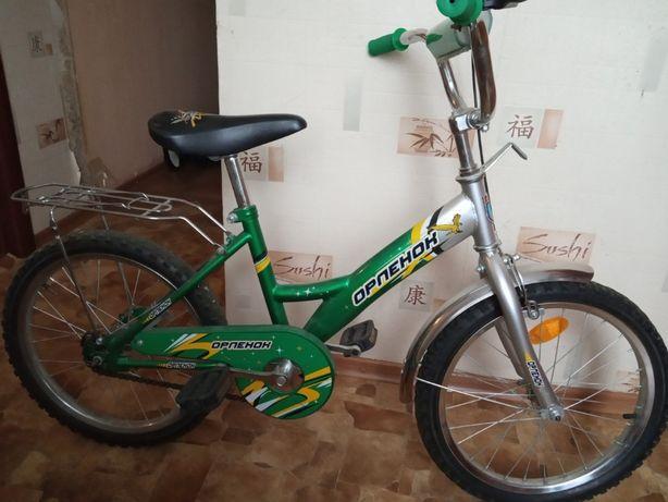 Велосипед на 6-9 лет