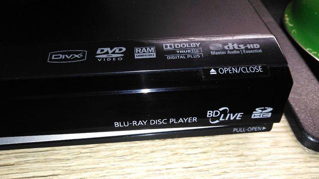 Odtwarzacz Blu-ray bluray Panasonic DMP-BD35