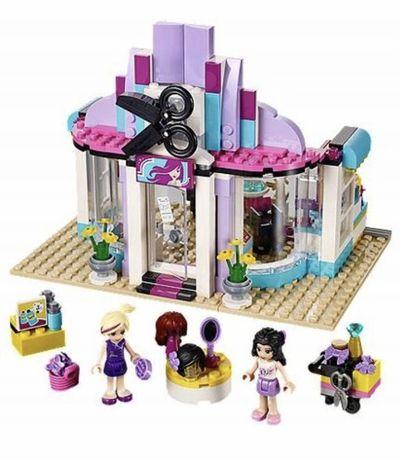 Wielki zestaw Lego friends - 3 pudla + Pudelka!