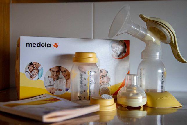 MEDELA - Bomba de extração de leite manual