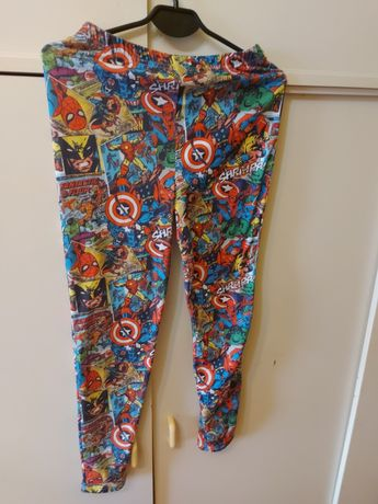 Marvel legginsy rozmiar M/L