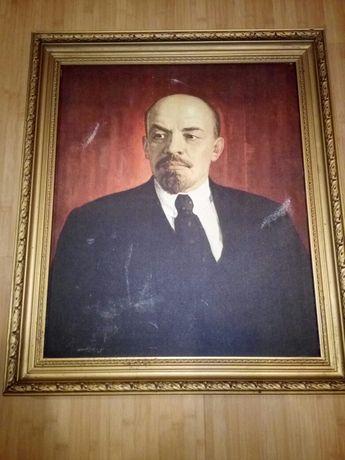 Портрет В.И.Ленина (Ульянова)