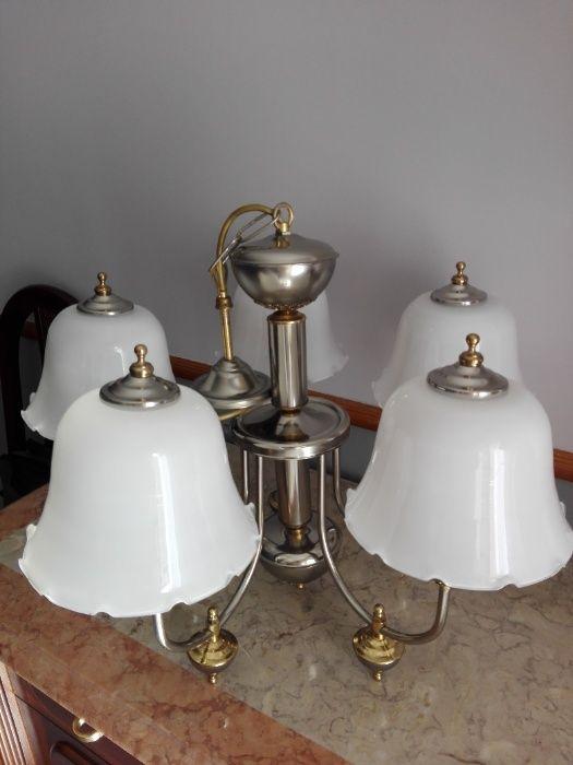 Candeeiro de tecto de sala Algueirão-Mem Martins - imagem 1