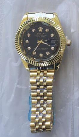 Relógio da Rolex golden