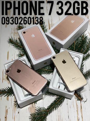 New iPhone 7 32gb Black,Rose,Gold,Silver Neverlock ORIGINAL