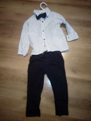 Eleganckie ubranko dla chłopca