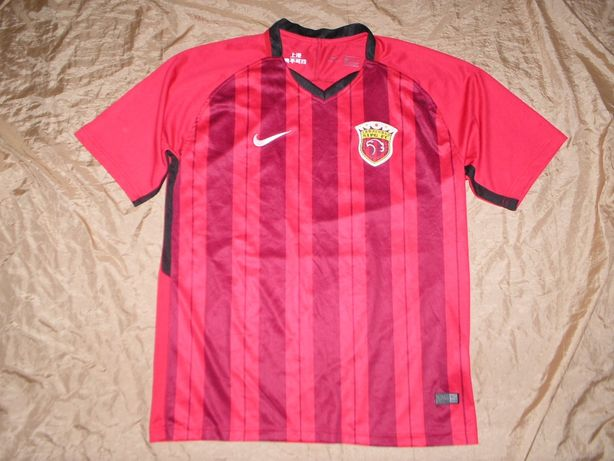 Футбольным коллекционерам-Шанхай Теллэйс Халк-футболка Nike