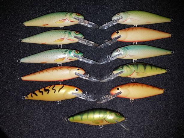 Stare Salmo Roach 9 cm  i Perch 8 cm