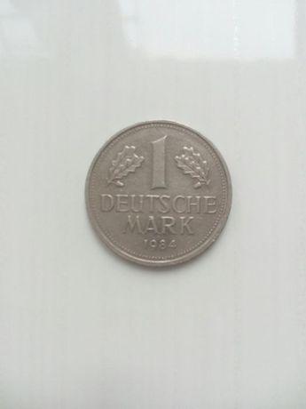 Продам 1 DEUTSCH MARK 1984 года.