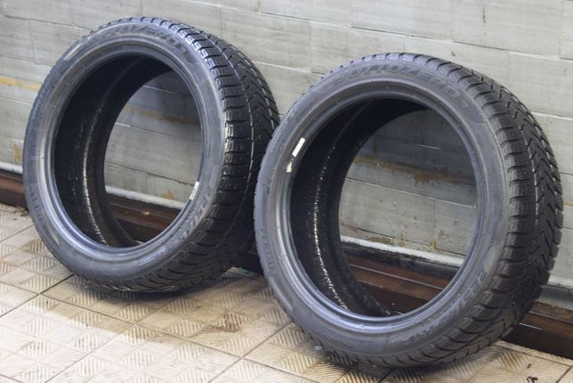 225/45R17 2szt Opony Pirelli Sottozero 3 TANIO WROCŁAW Wulkanizacja