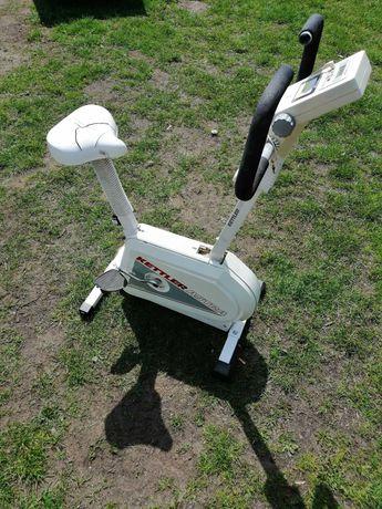Rowerek treningowy magnetyczny Kettler Astra niesprawny licznik