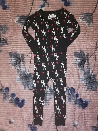 Пижама цельная некст