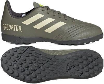 Сороконожки adidas Kids Predator 19.4 TF, оригинал, р-р 36, ст 23 см.