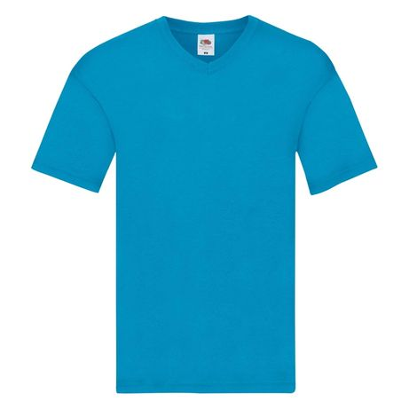 T-shirt męski w szpic FRUIT OF THE LOOM rozmiar XXL