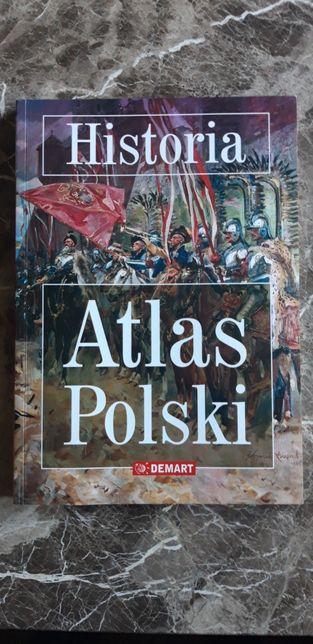 Atlas Polski HISTORIA