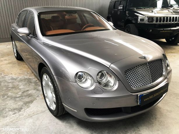 Bentley Continental Flying Spur 5 Lugares 6.0L W12