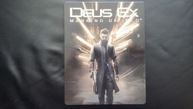 Deus Ex Mankind Divided Steelbook Edition Xbox One/Series X|S