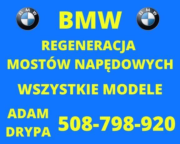 most dyfer bmw seria 1 E87 seria 3 E90 przełożenie 2,47 3,38 3,23 4,10