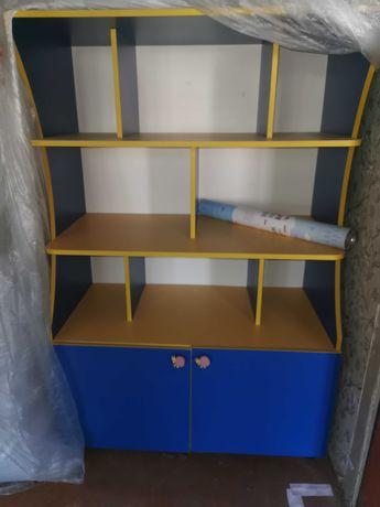 Шкаф для игрушек.