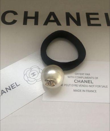 Резинка для волос vip gift  Шанель Chanel