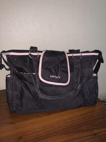 Сумка на коляску Carter's, сумка для мамы