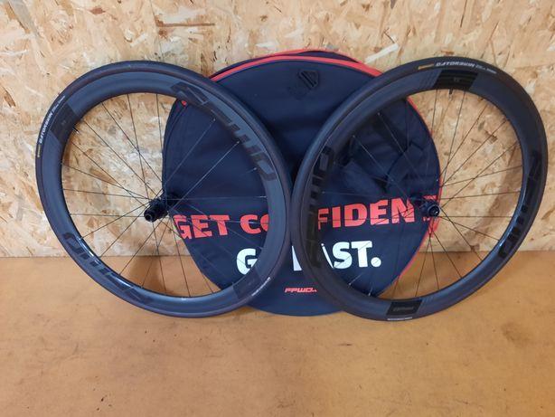 Rodas de carbono de disco ffwd