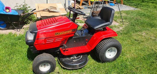 Kosiarka traktorek MTD Mastercut