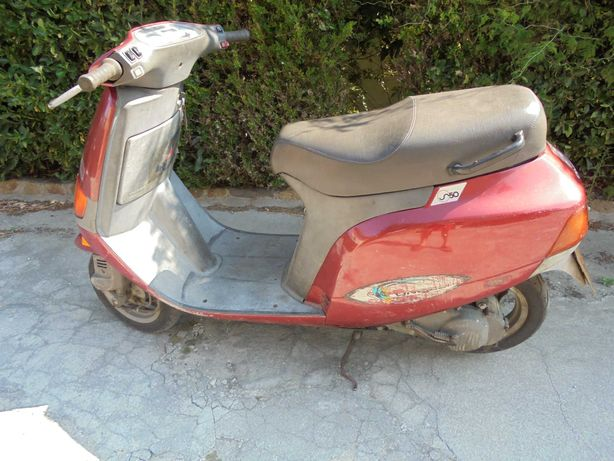 Vespa Piaggio 50