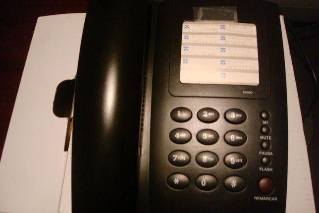 Telefone com fios