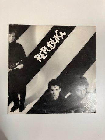 Unikat! REPUBLIKA 1991 płyta winylowa Arston
