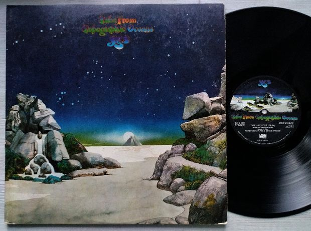 Yes - Tales From Topographic Oceans 2LP
