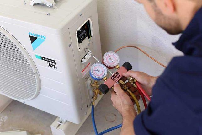 Обслуживание кондиционеров и установка. Ремонт холодильников