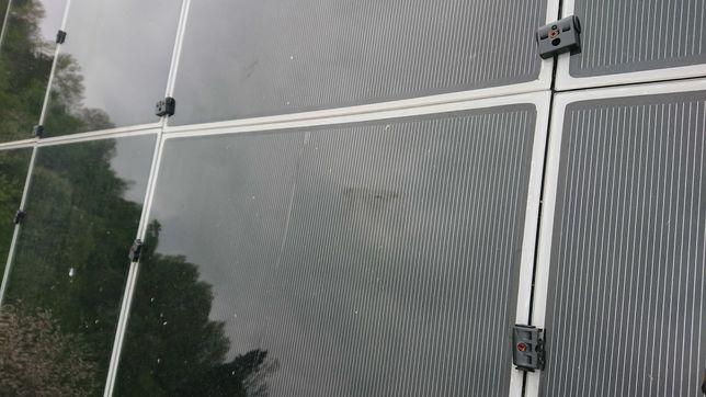 Крепление с резинкой зажим поджим фиксатор солнечные панели батареи