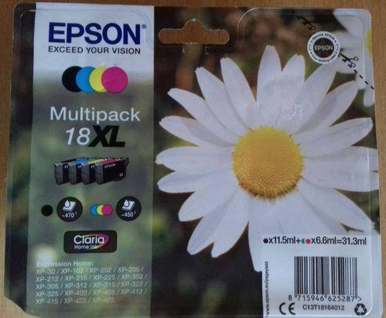 XL18 Multipack картриджи для Epson Expression Home XP