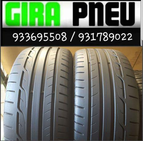 2 pneus Dunlop 225/40/18