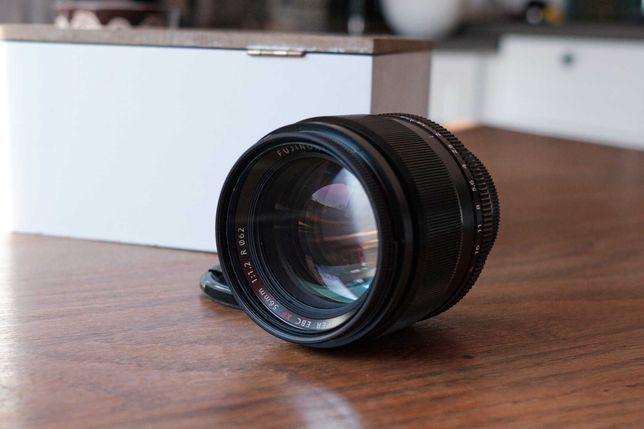 Fujifilm XF 56 mm f/1.2 R