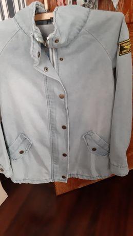 Джинсовая куртка,пиджак
