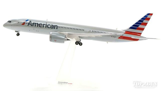 Aviões de coleção -American Airlines Boeing 787-9 Dreamliner 1/200