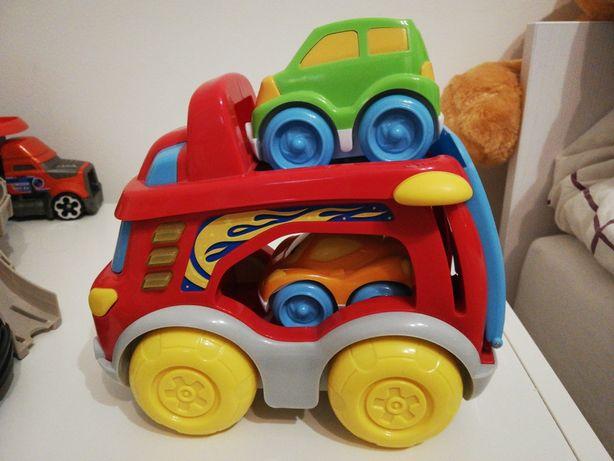 Smiki, Donald The Super Car, laweta, pojazd, światło i dźwięk