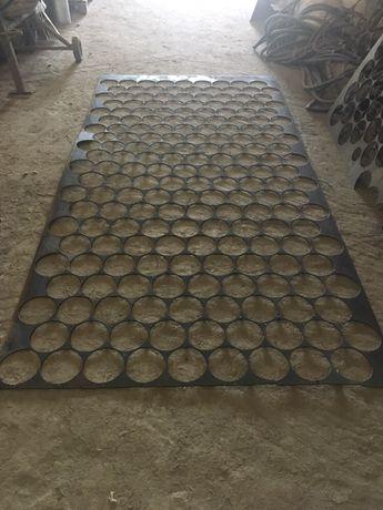 Забор для вальера вольера. Металлоконструкция Из плазмы