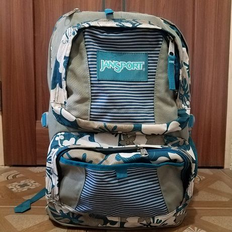 JAN SPORT рюкзак туристический 30 разноцветный унисекс