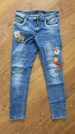 Приколтні джинсики