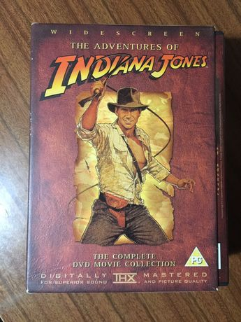 Box set Indiana Jones + Bonus cd